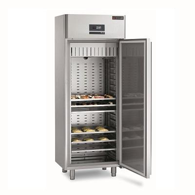 Upright Pastry - Gelato Storage Freezer-40 Trays 600x400mm