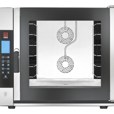 COMBI OVEN WITH TOUCH CONTROL AND STEAM