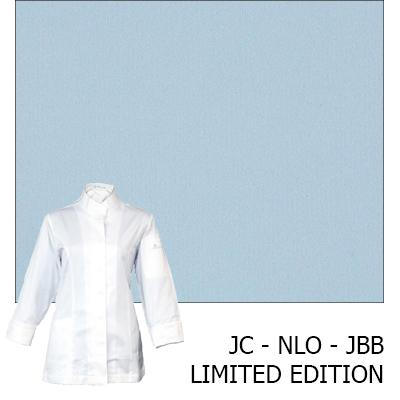 [New Oriental] Limited Edition - High Collar Lady Jacket - Baby Blue