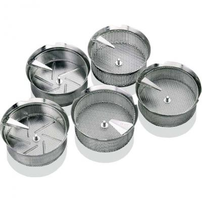 1.5mm Spare Sieves For Professional Food Mills