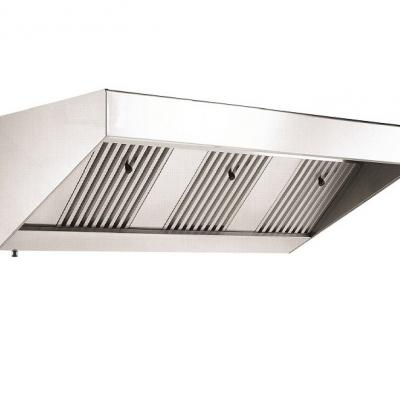 SMA 22 WALL MOUNTED HOOD WITH ELECTRIC EXTRACTOR